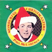 Paul McCartney ‎– Wonderful Christmastime