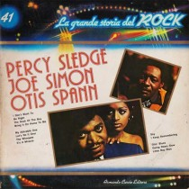 Percy Sledge / Joe Simon / Otis Spann ‎– La Grande Storia Del Rock 41