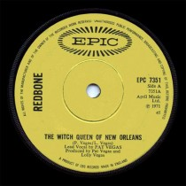 Redbone – The Witch Queen Of New Orleans