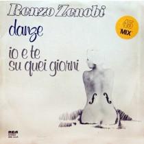 Renzo Zenobi - Danze (Promo fuori commercio)