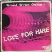 Richard Hewson Orchestra ‎– Love For Hire / Islands