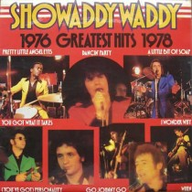 Showaddywaddy ‎– Greatest Hits 1976 - 1978