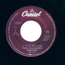 Steve Miller – Take The Money And Run / Jetliner