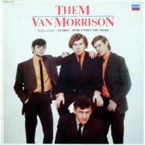 Them Feat. Van Morrison ‎– Them Featuring Van Morrison