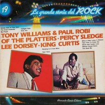 Tony Williams / Paul Robi / Percy Sledge / King Curtis ‎– La Grande Storia Del Rock 19