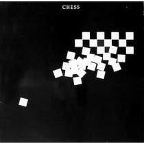 Benny Andersson, Tim Rice, Björn Ulvaeus ‎– Chess (2 LP)