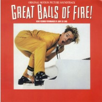 Vari ‎– Great Balls Of Fire! (Original Motion Picture Soundtrack)