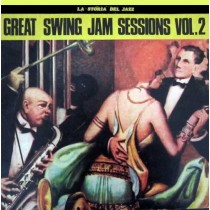 Vari ‎– Great Swing Jam Sessions Vol. 2