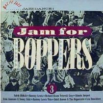 Vari ‎– Jam For Boppers - Baz Fe Jazz Presents Jazz Dance 3