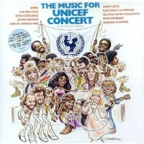 Vari ‎– The Music For UNICEF Concert - A Gift Of Song