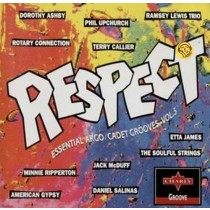 Vari ‎– Respect - Essential Argo / Cadet Grooves Vol. 5