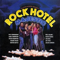 Vari ‎– Rock Hotel Majestic (Original Sound Track)