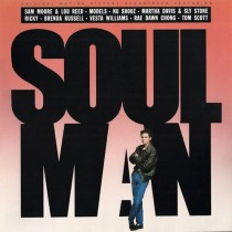 Vari ‎– Soul Man (Original Motion Picture Soundtrack)