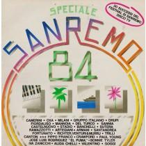 Vari – Speciale Sanremo 84 (2 LP)