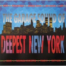 Vari ‎– The Garage Sound Of Deepest New York (2 LP)