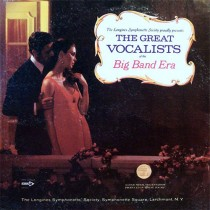 Vari ‎– The Great Vocalists Of The Big Band Era