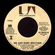 War ‎– Me And Baby Brother