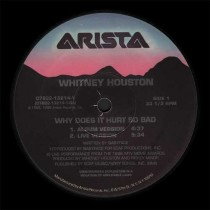 Whitney Houston ‎– Why Does It Hurt So Bad / I Wanna Dance With Somebody (Remix 1996)