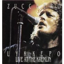 Zucchero ‎– Uykkepo Live At The Kremlin (2 LP)