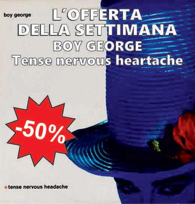 OFFERTA BOY GEORGE