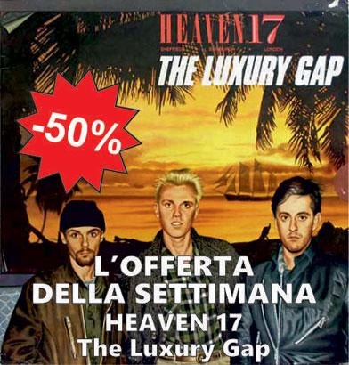 offerta della settimana heaven17